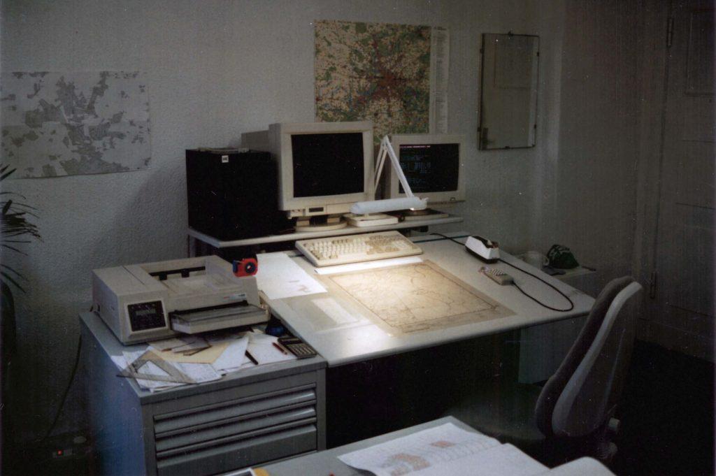 Ingenieurbüro für digitale Kartographie und Software-Entwicklung Rainer Dobberke Friedrichstraße 169/170 – 10117 Berlin
