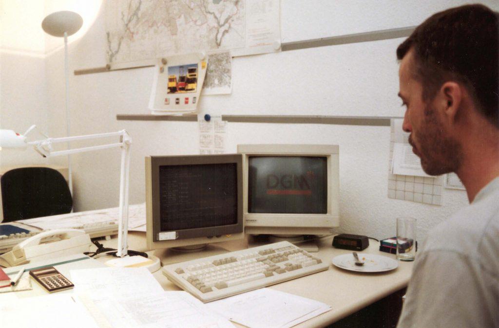 DGM-Programmierung mit Ulrich Meier - Ingenieurbüro Rainer Dobberke